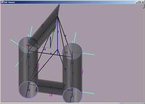 3D-Geometriemodell