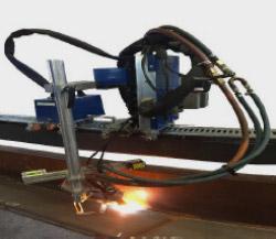 Beispiel 1: Brennschneiden von 3D-Kontur